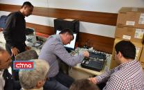 تجهیز آزمایشگاههای تخصصی دانشکدهی پست و مخابرات به تجهیزات روز حوزهی ICT (+تصاویر)