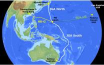 عقبنشینی گوگل و فیس بوک از پروژهی کابل زیردریایی میان آمریکا و هنگ کنگ