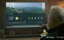 الجی Google Assistant را به تلویزیونهای دارای هوش مصنوعی 2018 خود خواهد آورد