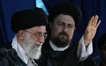پخش زندهی سخنرانی رهبر انقلاب اسلامی در حرم امام
