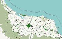 آذری جهرمی: اکثر ارتباطات در گیلان به شرایط عادی بازگشت