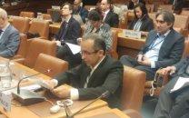 دستاوردهای فضایی کشور در مدیریت بحران در اجلاس بین المللی کوپوس ارائه شد