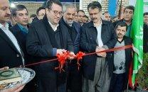 افتتاح کارخانه تولید لامپ LED در شهرک صنعتی بانه کردستان با حضور وزیر صمت