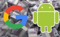 جریمهی گوگل برای انحصار موبایلهای اندروید به نرمافزارهای جستوجوی گوگل