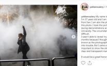 انتقاد عکاس ایرانی به سوء استفاده از عکسش در توییت ترامپ