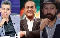 عادل فردوسیپور، رامبد جوان و مجید صالحی؛ برنامهسازان اینترنتی پشت چراغ قرمز تلویزیون