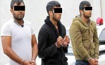اعدام همزمان دو برادر شیطان صفت باند برمودا در زندان مشهد