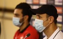 گلمحمدی: نمیخواهم با احساسات هواداران بازی کنم