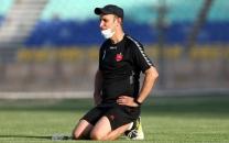 عصبانیت گلمحمدی؛ این چه وضع بازی کردن است؟!