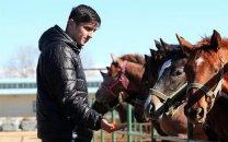 رکوردشکنی سردار آزمون با خرید اسب نیم میلیون دلاری(+عکس)