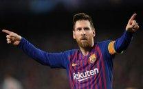 تصویری از ظاهر جدید لیونل مسی در تمرینات بارسلونا