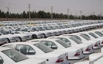کشف بیش از ۴۰۰ خودروی احتکار متعلق به دو نفر، اینبار در چیتگر