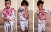 کار زشت یک پدر با فرزندش در فضای مجازی
