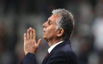 کیروش از تیم ملی ایران خداحافظی کرد