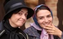 اینستاپست گلاره عباسی در یک مراسم افتتاحیه همراه با ترانه علیدوستی