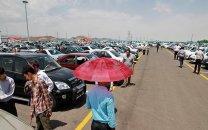 کاهش چند میلیونی برخی از خودروها