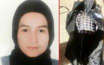جسد مبینا 10 روز بعد پیدا شد (+عکس جسد)