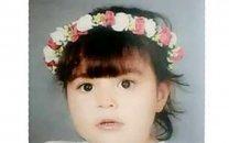 این دختر بچه ناز توسط یک زن معتاد ربوده شده است/او را دیده اید؟