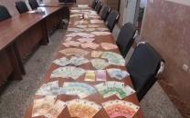 کشف کولهپشتی با میلیاردها تومان طلا، ارز و وجه نقد در اصفهان