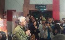 رضا کیانیان: عواید جشنواره جهانی فیلم فجر به سیل زدگان تعلق میگیرد