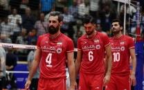 توئیت رئیس جمهور روحانی برای والیبالیستها: «بچهها مچکریم!»