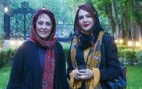 پستی از خواهران بازیگر با دو فامیلی متفاوت