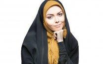 عکسی که آزاده نامداری در اماکن عمومی ایران بدون چادر منتشر کرد!