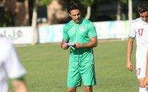 پست خداحافظی فرهاد مجیدی از تیم ملی امید