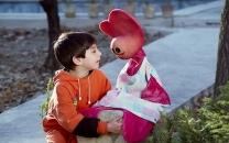 لیلی رشیدی در کنار بازیگر کودک سریال «زیزیگولو» پس از ۲۵ سال