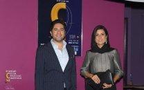سارا بهرامی در مهمانی شام جشنواره فیلمهای پارسی در استرالیا(+عکس)