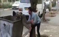 عاملان انتشار کلیپ آزار کودک زبالهگرد تسلیم پلیس شدند