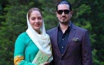 دفاع تمام قد یاسین رامین از همسر سابقش مهناز افشار در توییتر