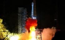 فرود موفقیتآمیز کاوشگر فضایی چین در نیمه پنهان ماه (عکس)