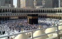 یک نفر در مسجدالحرام خودکشی کرد