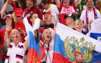 زنان روسی به دنبال باردار شدن از فوتبالیستها در جام جهانی!