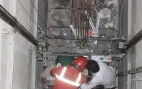 هنگام قطعی برق در آسانسور چه باید کرد؟