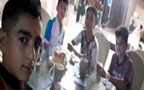 آخرین سلفی قبل از مرگ غم انگیز 2 دانش آموز یزدی در گرجستان