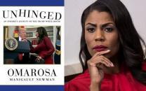 جنجال ترامپ با خانم نویسنده