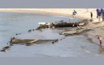 خشکسالی شدید در آلمان باعث پیدا شدن کشتی گمشده شد!