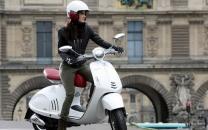 موتورسیکلت وسپا پنجاه ساله شد