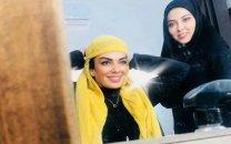 انتشار تصویری متفاوت از سارا خوئینیها و لیلا اوتادی