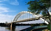خودکشی زن جوان از روی پل هفتم اهواز