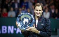 فدرر فاتح رقابتهای تنیس روتردام شد