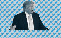 مجازات حامی سرسخت ترامپ در توئیتر