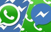 رقابت فیسبوک مسنجر با واتساپ