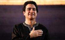 خوانندگی همایون شجریان در بزرگترین کنسرت آنلاین