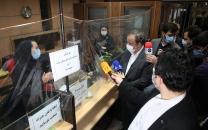 بازدید سرزده وزیر صمت از مراحل تکمیل سامانه جامع تجارت