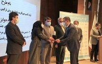 شرکت نیان الکترونیک دو تندیس رتبه یک از پانزدهمین جشنواره ملی فن آفرینی شیخ بهایی دریافت کرد