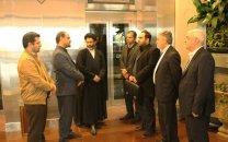 بازدید نمایندگان مجلس شورای اسلامی از دیتاسنتر ملی آسیاتک