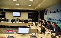 """گزارش تصویری/ نشست اعضای فراکسیون """"نفت و نیرو"""" مجلس با وزیر ارتباطات"""